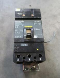 SQUARE-D 200 Amp Circuit Breaker
