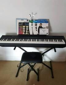 Digital piano Yamaha P105B