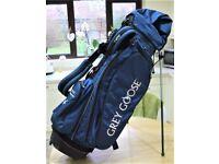 Callaway Grey Goose Carry Golf Bag & Hood, Blue
