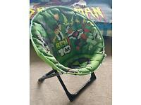 Ben 10 Kids Chair