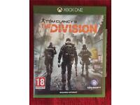 The Division Xbox One Game