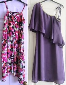Dresses size 10 £1.50-£6 each