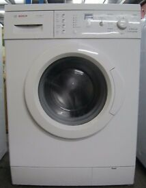 Bosch 6kg Capacity 1200 Spin Washing Machine, 6 Month Cover