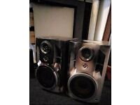 Speakers for sale.. Need gone