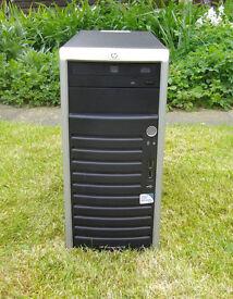HP Micro Server - Windows Server 2012 R2