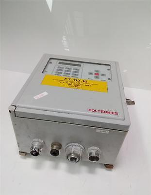 Polysonics Ultrasonic Flow Meter Dct6088