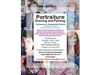 Portraiture 12 week course - Thornbury