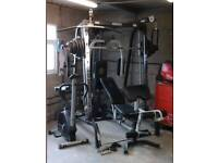 marcy diamond elite md 9010g smith machine 140kg set home gym
