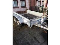 Twin wheel challenger trailer 8ft x 5ft