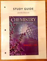 2nd Ed. Chemistry Study Guide for Intro to General Chemistry