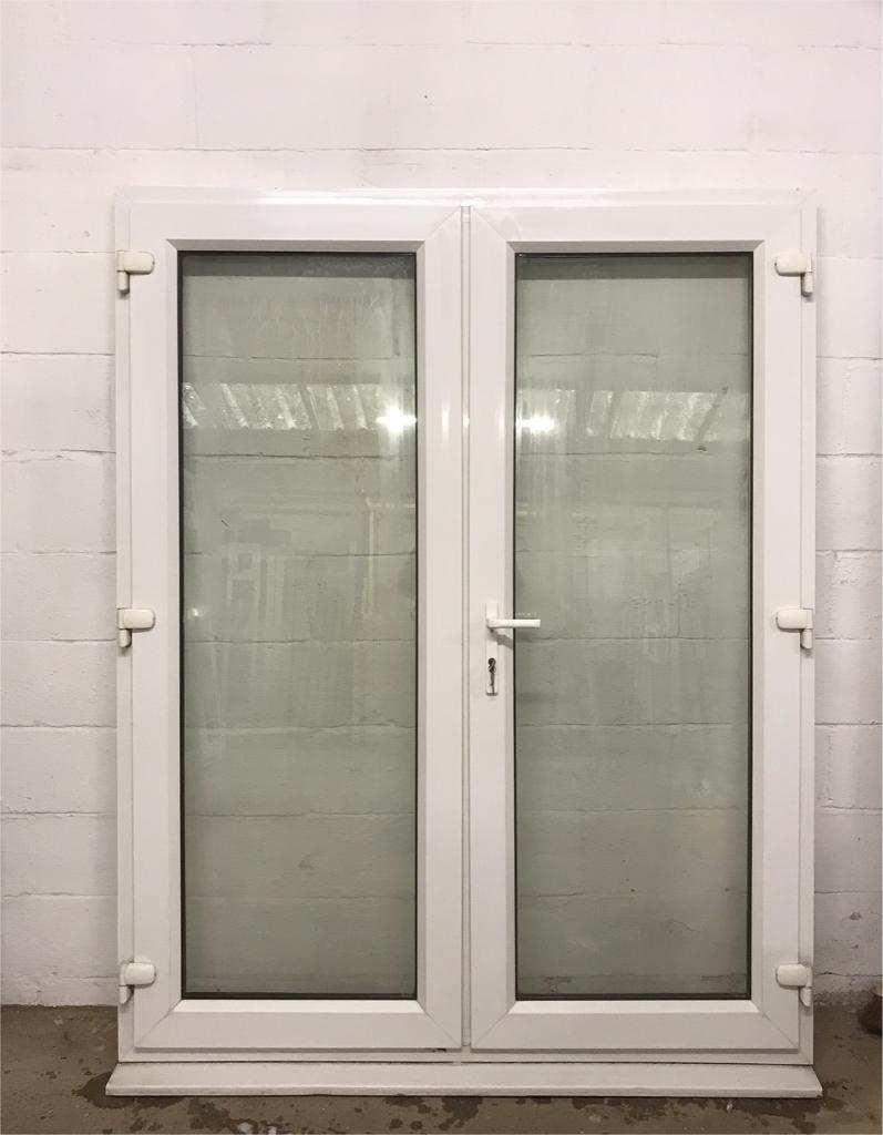 Upvc French Patio Doors Ref 32 Delivery In Spalding