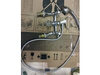 Bath Shower Tap (Good Condition) - With shower head