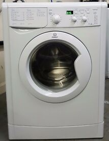 INDESIT WASHING MACHINE - 1400 SPIN - 7KG LOAD - A CLASS ENERGY - GUARANTEED