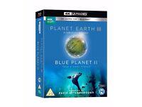 Blue Planet II - 4K Ultra HD & Blu Ray