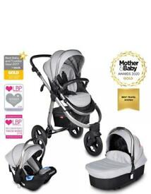 Travel system 2 months old buggy part not been used.