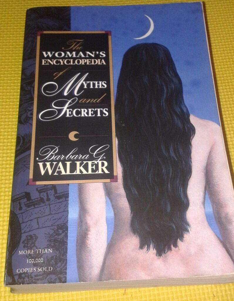 womens encyclopaedia of myths and secretsin Holyrood, EdinburghGumtree - cool book with random info on mythology and anthropology of women pick up holyrood rd! thanks