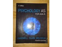 Collins Psychology AS for AQA A Fourth Edition