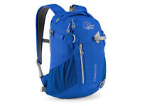 Lowe Alpine Edge II 22 Backpack - Alaskan Blue/Zinc