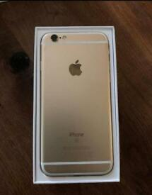 Apple I phone 6s 128gb. Rose gold.
