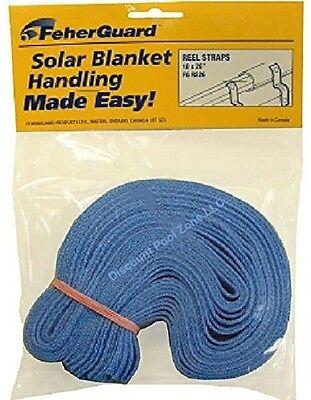 Feherguard Solar Reel Strap Kits 10 FGRS26 Pool Supply NEW