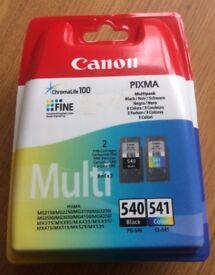 Canon Black & Colour Cartridges