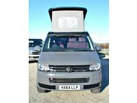 64 Plate Volkswagen VW Transporter 102 ps Pop top Conversion Camper Campervan