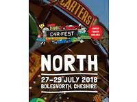 Carfest north Saturday 28th tickets