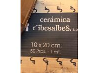 Ceramica ribesalbes 10x20cm