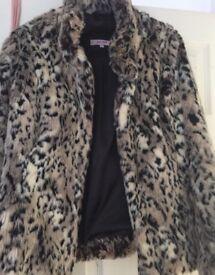 Marks&spencer coat size 8