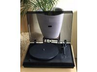 Systemdek IV E Audiophile Turntable, with Rega arm, AT moving coil cartridge