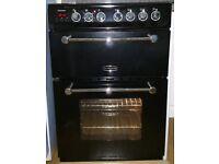 Electric Cooker RANGEMASTER Classic 60 Electric Ceramic Cooker - Black