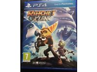PS4 Game - Ratchet Clank