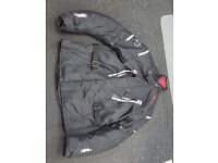 Used Oxford motorcyle jacket XL