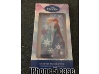 iPhone 5 / 5S Frozen phone case - 50p