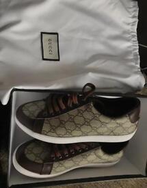 Gucci trainer shoe women men size 40