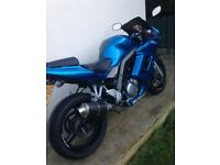 suzuki sv 650 sport excellent condition