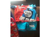 Thomas the tank engine sun safe swim suit 2-3