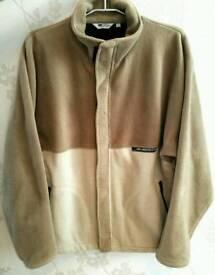 Mens LEVI Fleece Jacket