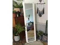 Beautiful French Vintage Style Shabby Chic Mirror