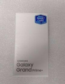 Samsung Grand Prime +, 8GB Brand New, Sealed Pack, 24 Months Samsung Warranty