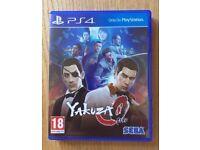 Yazuka Zero - Sony Playstation 4 - Amazing PS4 Action Adventure Japanese Game Yakuza 0 - Like New