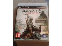 Assassin's Creed III (Sony PlayStation 3