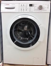 ***NEW Bosch 8kg 1200 spin washing machine for SALE with 2 years guarantee***