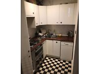 kitchen for sale with oven fridge freezer slimline dishwasher
