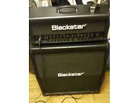 blackstar id tvp 100w + cab + footswitch