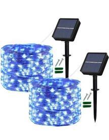 Solar string lights outdoor (new)