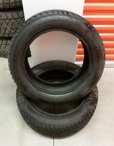 (H170) 2 Pneus Hiver - 2 Winter Tires 215-55-17 General 9/32