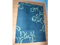 Rug - Blue - Excellent Condition
