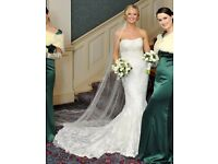 Pronovias Silaba Wedding Dress FOR SALE