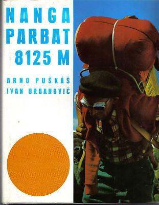 Nanga Parbat 8125 M. - Himaláje Pakistan-Kasmir.: Arno